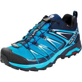 Salomon X Ultra 3 GTX Hiking Shoes Men mykonos blue/indigo bunting/pearl blue